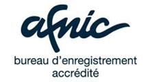 bureau d'enregistrement AFNIC