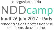 NDD Camp - Rencontres des professionnels des noms de domaine
